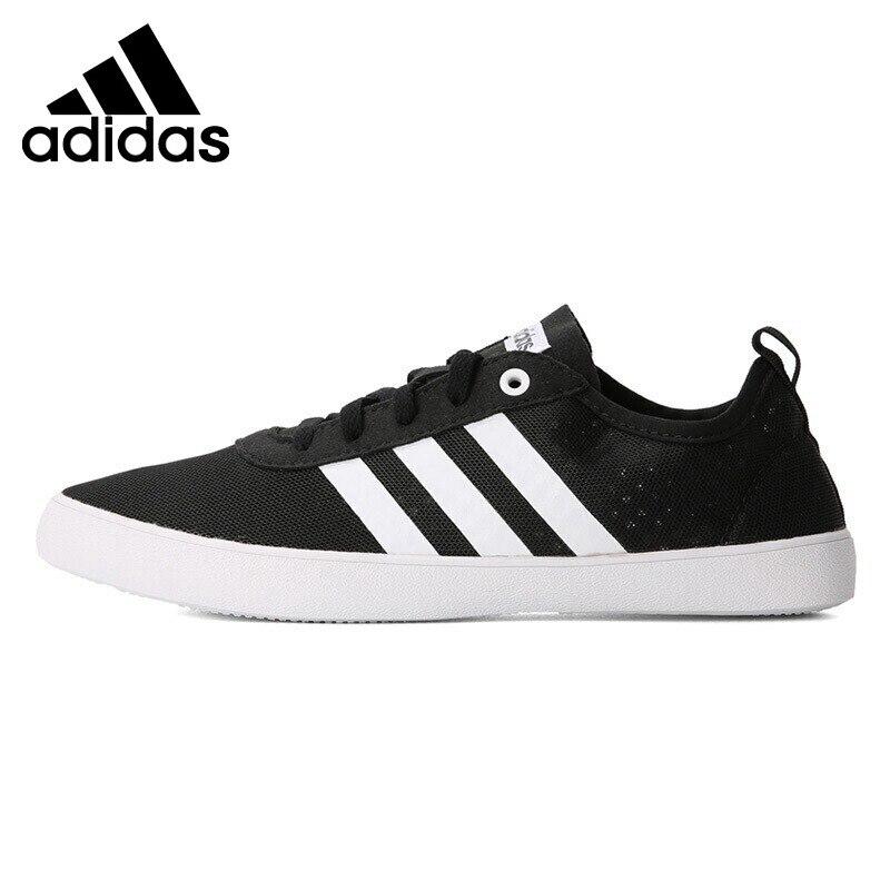 Originale Nuovo Arrivo 2018 Adidas NEO Etichetta QT VULC 2.0 delle Donne Skateboarding Shoes SneakersOriginale Nuovo Arrivo 2018 Adidas NEO Etichetta QT VULC 2.0 delle Donne Skateboarding Shoes Sneakers