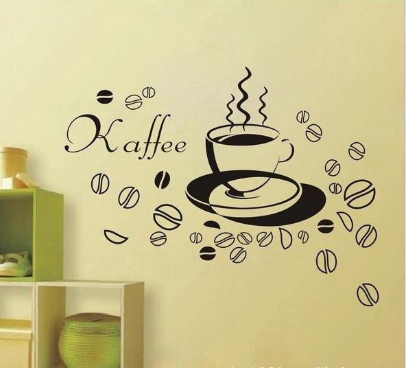 wall sticker Coffee time Kaifeng still point the Korean high grade ...