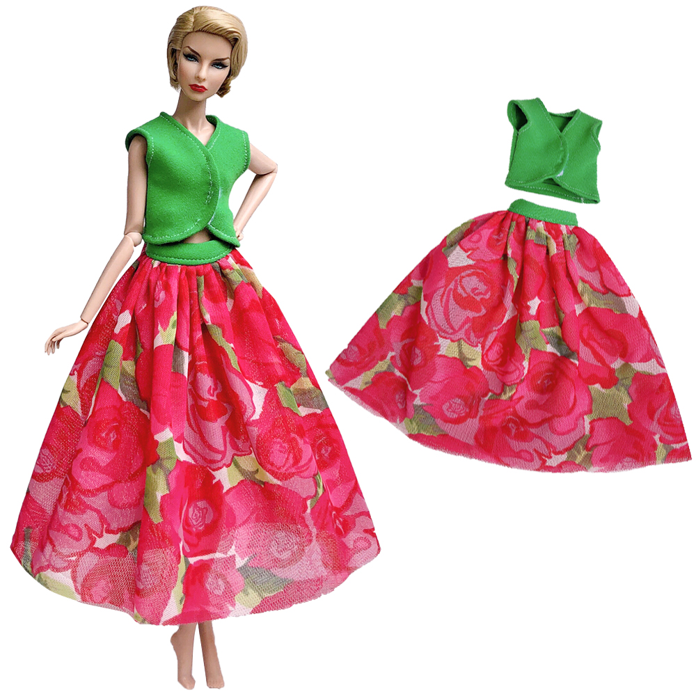 НК Најновија хаљина за лутке - Лутке и прибор - Фотографија 4