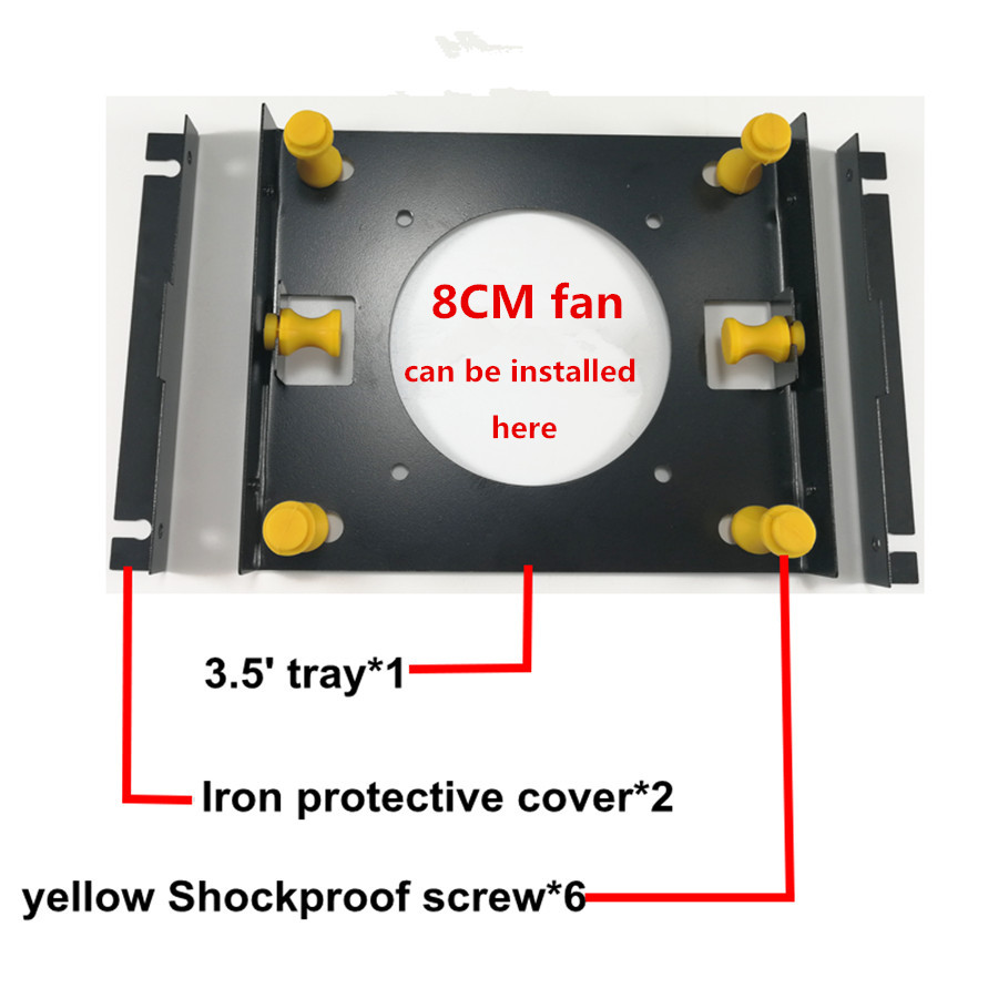 Hard Disk Shock Absorber Bracket 35 Hdd Tray To 525 Ssd Drive Diagram Mounting O1cn0123trhlkyeiuotzm 2083917314
