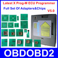 Full Set Of XPROG M ECU Chip Tuning Tool X-PROG With All Adapters & Chips X Prog With 3 Years Warranty Full Authorization V5.0