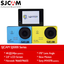 Ursprüngliche SJCAM SJ5000 Action Video Kamera SJ5000X 4 Karat Elite/SJ5000 Wifi/SJ5000 Grund Mini Outdoor Sport Camcorder DV