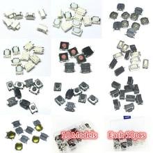 Автомобильный пульт дистанционного управления, сенсорные переключатели, кнопки, сенсорный ключ, компонентная посылка для hyundai, Nissan, Honda, VW, Toyota, Kia, peugeot
