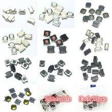 Auto fernbedienung schlüssel touch schalter tasten touch schlüssel komponente paket für Hyundai, Nissan, Honda, VW, toyota, Kia, Peugeot