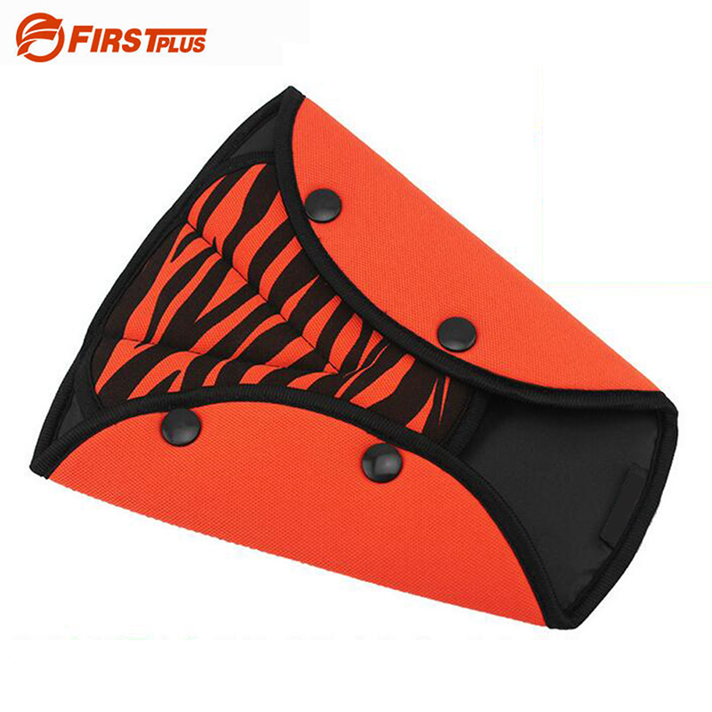 Child Car Seat Belt Triangle Adjuster Trimmer Baby Seat Belt Chest Clip Lock Buckle Kids Car Safety Belts Pad Fashion Styling