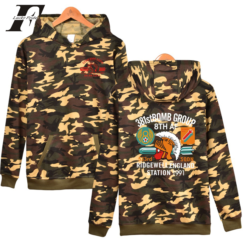 2017 West Coast Camouflage printed Hoodie sweatshirt Men women Punk Skull Locomotive Winter Hoodies tracksuit moletom trasher