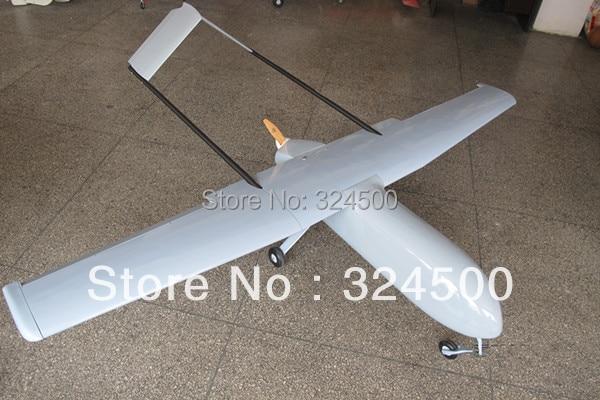 Aircraft FPV Radio Remote Control Mugin 3m UAV V3 Tail Platform RC Airplane Model Plane DIY carbon fiber V 3 tail without engine model aircraft