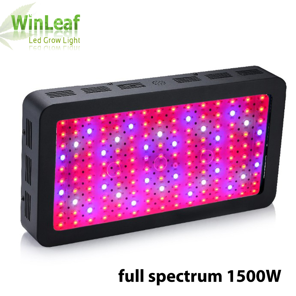 цена на Led Grow Light Full Spectrum 300w 600w 800w 1000w 1200w 1500w 1800w 2000w for Indoor Tent Greenhouses Hydroponics led grow lamp