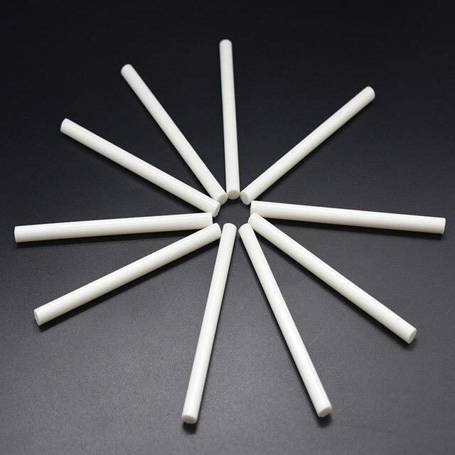 10 Pcs White Color 7MM Hot Melt Glue Sticks For Electric Glue...