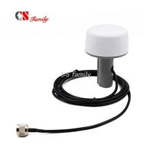 3M 118.11in Marine ricevitore GPS antenna per Chartplotter, Raymarine, Lowrance GPS Attivo Antenna W/ N Connettore