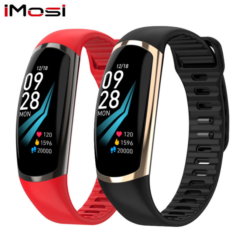 Smart Bracelet R16 Android IOS Heart Rate Band Sleep Monitor Blood Pressure Fitness Tracker Waterproof Color