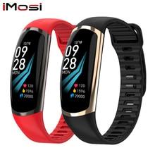 Смарт Браслет R16 Android IOS сердечного ритма Смарт Браслет трекер сна приборы для измерения артериального давления фитнес трекер водонепроница