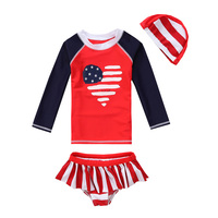 VIVOBINIYA FREE SHIPPING UPF50 Children Swimwear Baby Boy Swimsuit Kids Bathing Suit Baby Girl Swim Suits