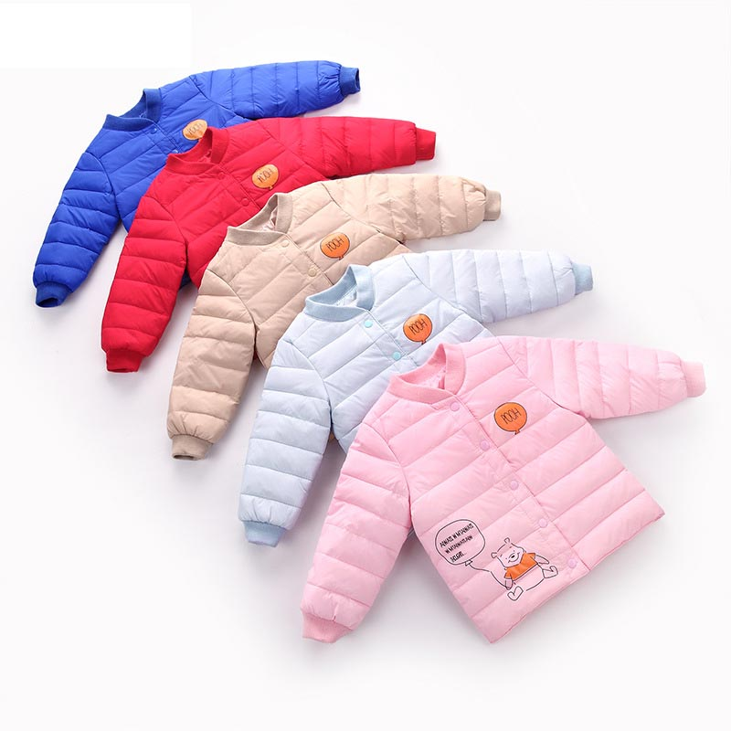 Winter Children Clothing Outerwear Coats Down Parkas Boy Kids Clothes Girl Jacket Doudoune Enfants Brand Parka