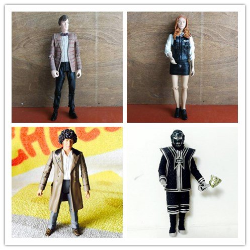 The garage kit resin kit of Weeping Angels Doctor Who action figure gift toys mini figures the garage kit resin kit of weeping angels doctor who action figure gift toys mini figures