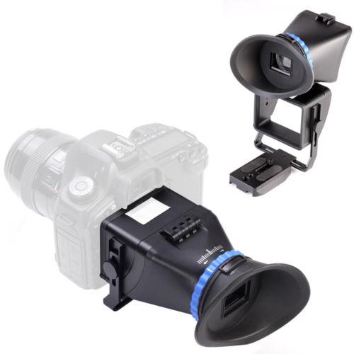 Universel 3.0X Viseur LCD 3 -3.2 pour CANON Nikon Sony Olympus Reflex numériques