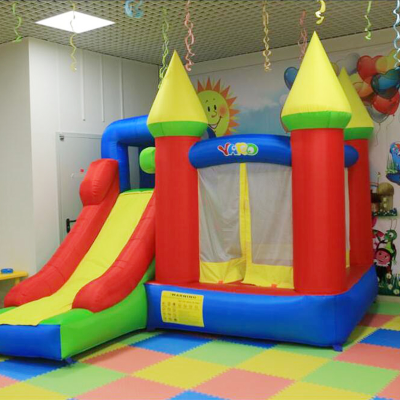 YARD Inflatable Slide For Sale Bounce House Children Inflatable Trampoline Toys Jumpling Castle Bouncy Castle pula pula family use inflatable toys for children play inflatable playground with bouncy and slide