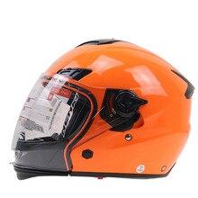 Двойной лобовое стекло мотоциклетный шлем полной стороны шлема переключатель открытый шлем DOT еэк утверждено шлем райдер protecton передач