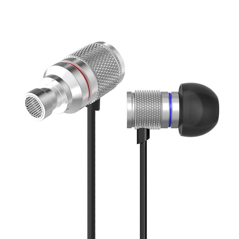 KZ HDS3 Hifi Estéreo Bajo del Auricular Auriculares para el iphone Samsung Xiaom