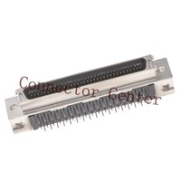 1.27mm Pitch, SCSI Connector For KEL I/O Connector, Board Mounted Plug, Right angle, 68 pin 8850 068 170LD