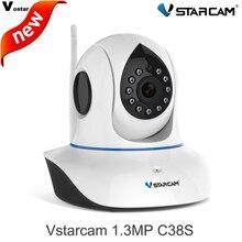 VStarcam full HD 1080P 2.0MP C38S Wifi IP Camera P2P ONVIF IR Cut Wireless P/T Security Camera 2-way Audio Surveillance Camera