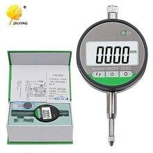 IP54 a prueba de aceite micrómetro Digital 0.001mm electrónico micrómetro métrico/pulgadas 0-12,7mm/0,5″ precisión Indicador de Dial de A
