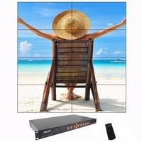 LINK MI TV08 Full HD 1080p USB VGA Composite HDMI Wall Processor 4x2 2X4 Hdmi Video