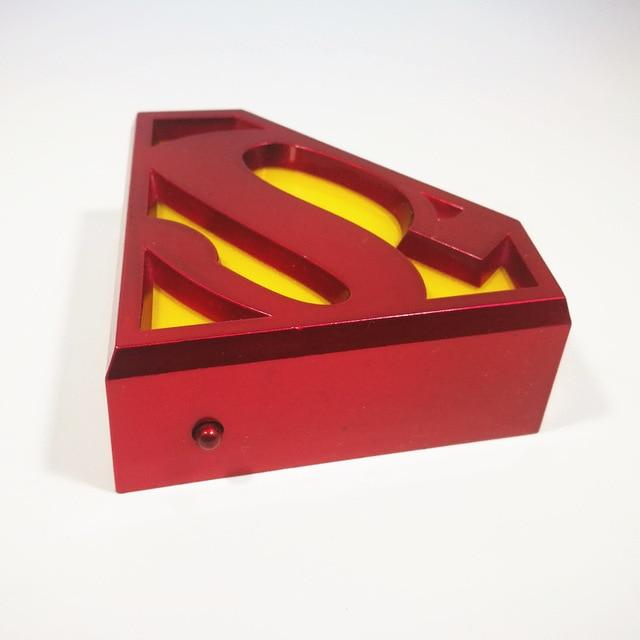 Original Garage Kit Classic Sound Toy Superman Returns Superman Mark