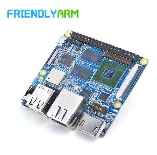 Eight core A53, a guest artifact, NanoPi M36818 development board, 1GB memory, Gigabit NIC, WiFi Bluetooth stm32f103c8t6 core board learning board assessment board entry artifact stm32