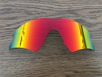 Fire Ruby Red polarized Replacement Lenses for M Frame Sweep