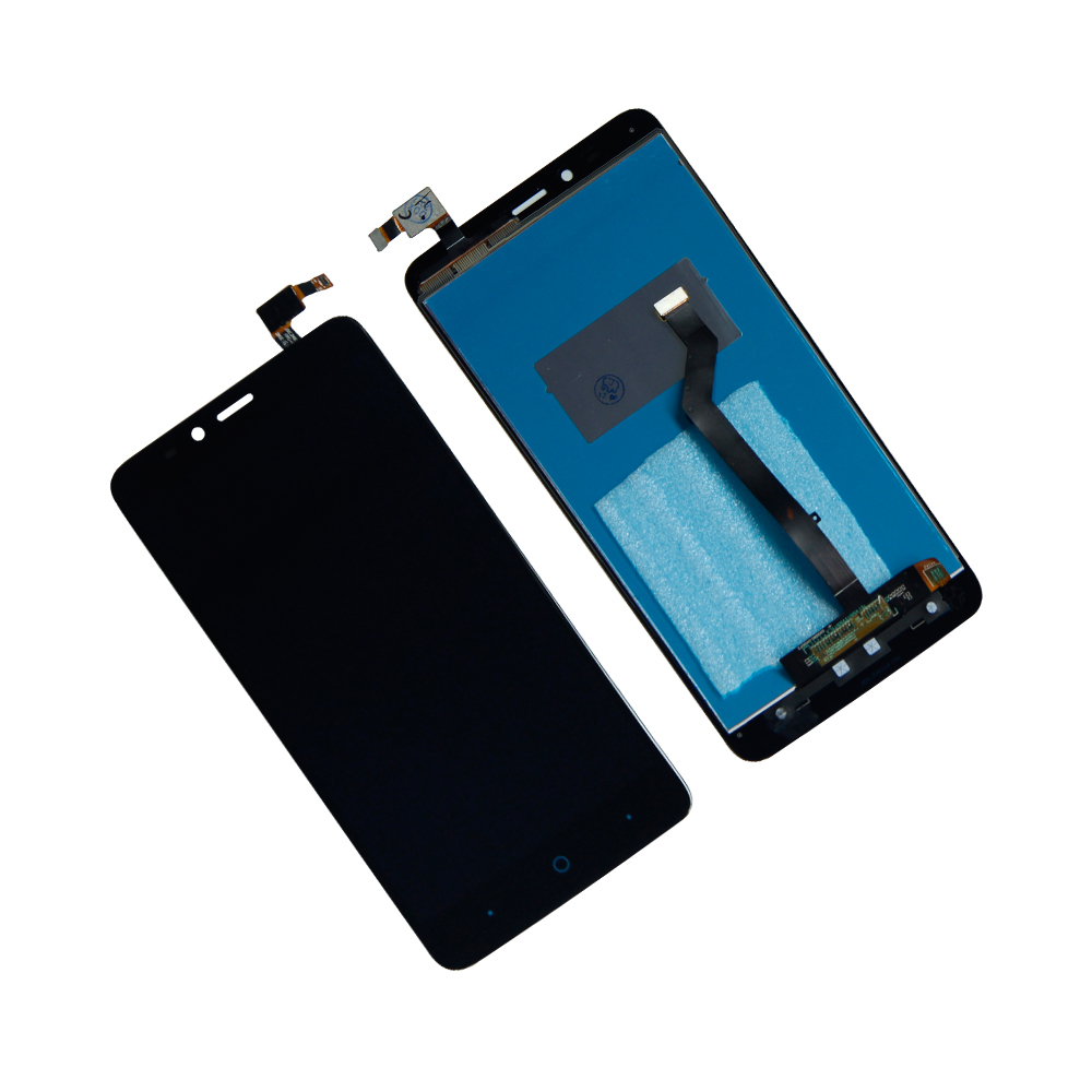 Touch Screen Digitizer LCD Display For ZTE Imperial Max Z963 Z962 Z963VL Assembly Mobile Phone LCDs Repair Panel Parts