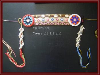 Tribal belly dance headband Belly dance, Tribal, ATS, Fusion, Tribal accessories IB11 фото