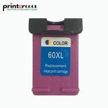 einkshop  Refilled Ink C4635 C4640 C4650 C4680 C4740 F4440 4500 F4580 printer Cartridge Replacement for HP 60 XL Deskjet
