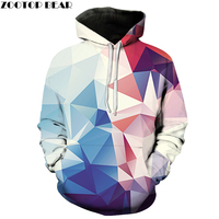 Hot Sale 3D Printed Hoodies Men Women Hooded Sweatshirts Harajuku Pullover Pocket Jackets Brand Quality Outwear