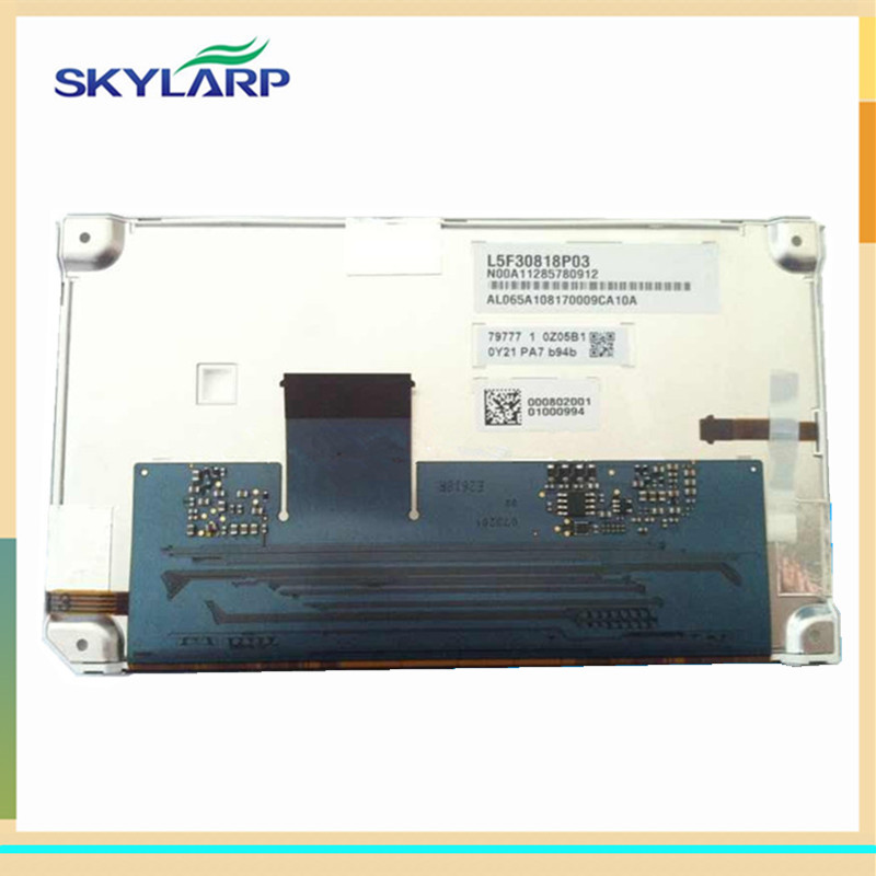 L5F30818P03 L5F30818P04 GCX075AKQ-T31 GCX075AKQ Car GPS navigation LCD display screen panel