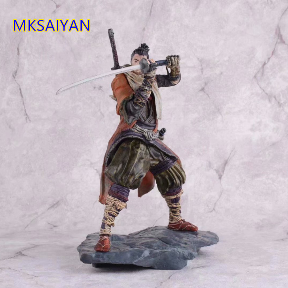 SEKIRO: Shadows Die Twice Action Toys Figures Model PVC Anime Figma Collectible Decoration Gift Toys For Children Doll Juguetes