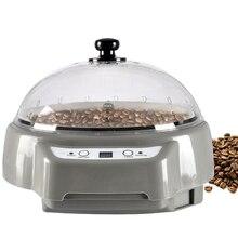 500 Вт 25 см умный прибор для жарки кофе с таймером, светильник для темных зерен, кофемолка, Кофеварка эспрессо, кофейник Kahve Makineleri