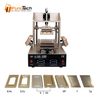 5in1 LCD Refurbish Machine Middle bezel Separator/Frame Laminating Machine/Vacuum LCD Separator/Glue Remover / Preheater TBK 518