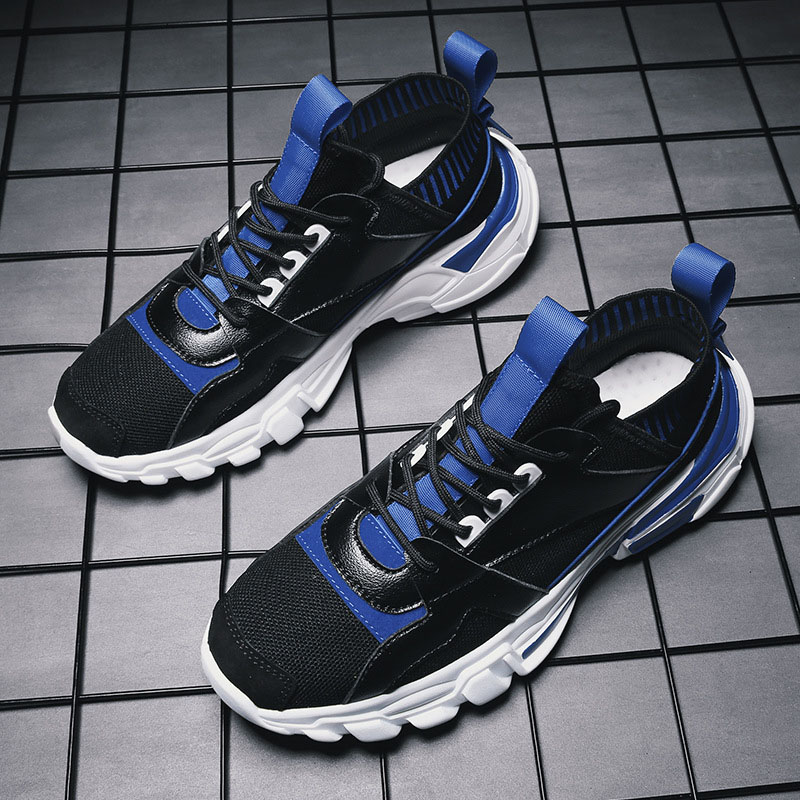 2019 Men Running Shoes The New Listing Anti Slip Comfortably Fashion Men Sneakers Jogging Summer Breathable Men Sport Shoes39 44