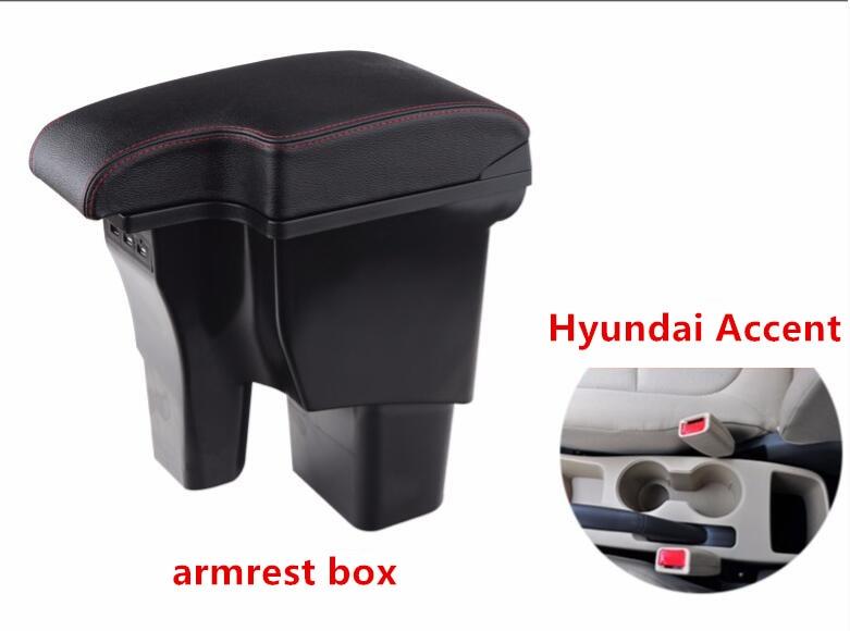 Car Armrest For Hyundai Accent RB Solaris 2011-2016 Centre Console Storage Box Arm Rest 2012 2013 2014 2015 Car Armrest For Hyundai Accent RB Solaris 2011-2016 Centre Console Storage Box Arm Rest 2012 2013 2014 2015