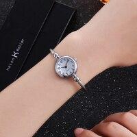 Top Luxury Brand Women Bracelet Watches Women Fashion Simple Quartz Wristwatch Ladies Watch Female Clock Montre Femme Horloges 3
