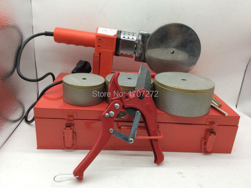 Máquina de soldadura PPR electrónica de temperatura constante, - Equipos de soldadura - foto 4