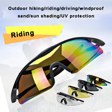 купить Sports Men Windbreak Sunglasses Road Cycling Glasses UV400 Mountain Bike Bicycle Riding Protection Goggles Eyewear дешево