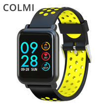 COLMI Smartwatch SN60 OLED Screen Gorilla Glass Blood oxygen Blood pressure BRIM IP68 Waterproof Activity Tracker Smart Watch