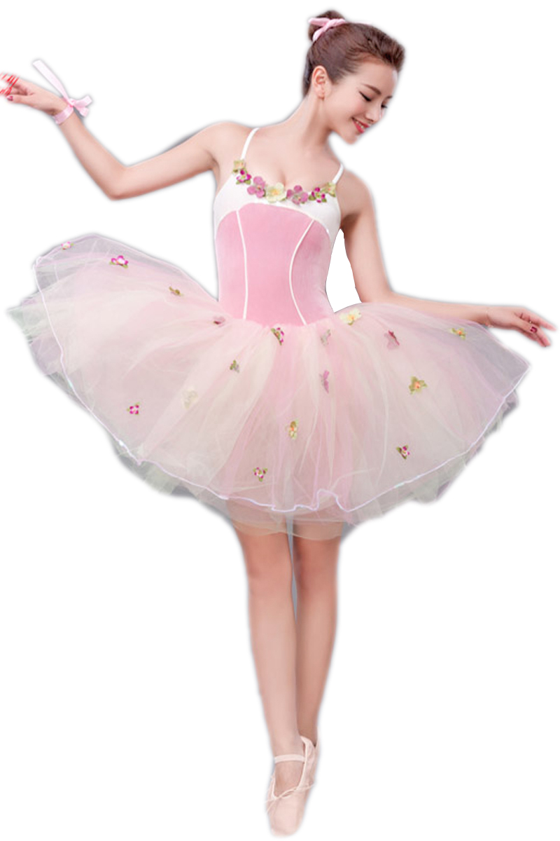 Adult Swan Lake Ballet Costume Women Professional Tutu ...