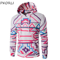 Fashion Brand Mens Hoodies Casual Hip Hop Hoodie Digital Printing 3d Sweatshirt Suit Mens Leisure Tracksuits Pullover Men Hooded
