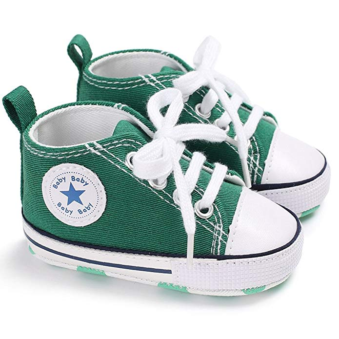 Toddler Baby Girls Boys Shoes Infant First Walkers Sneakers Canvas baby shoes mr001