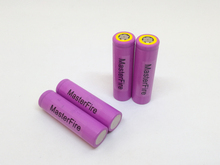 10PCS/LOT New Genuine Sanyo UR18650ZTA 3.7V 18650 3000mAh Rechargeable Battery Batteries For Flashlight Free Shipping