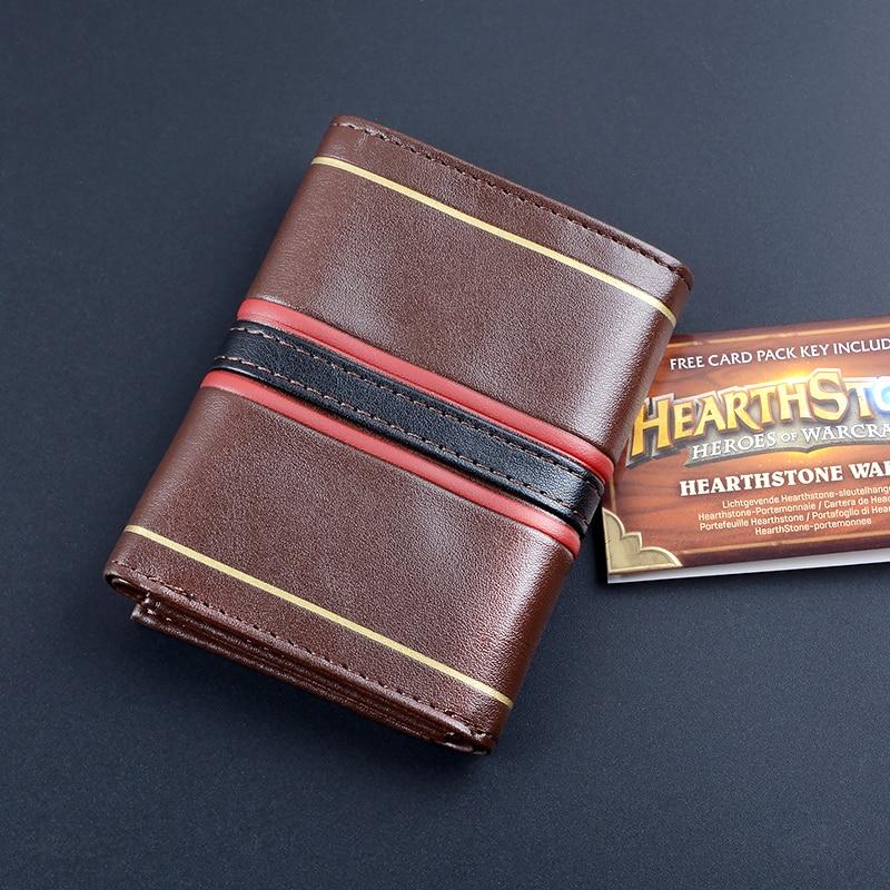Aliexpress.com : Buy hearthstone wallet 1pcs in stock cosplay ...