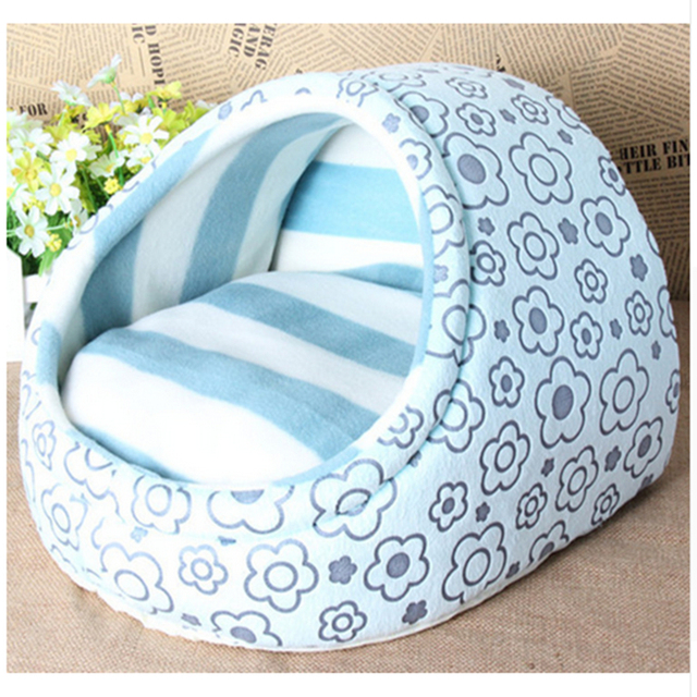 New Cute Slipper Design Pet Cat Dog Princess Bed Nest Washable Small Dogs Warm House Kennel Dog Bed 8 Colors Free shipping 2